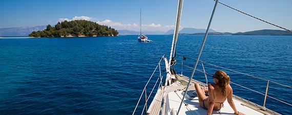 yachting Croatia