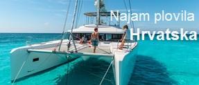charter plovila hrvatska