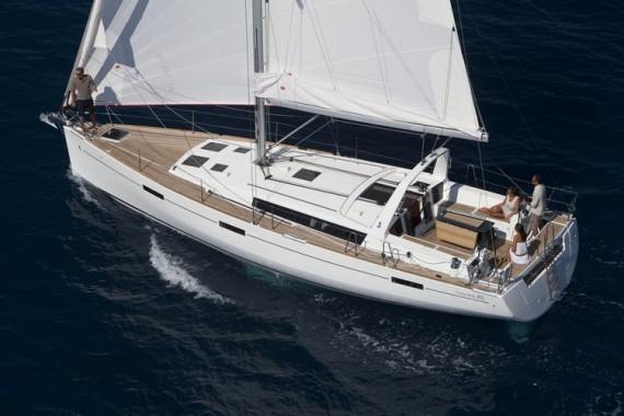 Beneteau Oceanis 45 Charter Croatia Sailboat Rent
