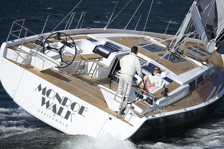 Hanse 575 Charter Croatia Sailboat Rent