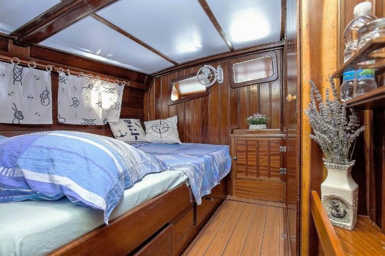 Gulet hera arter hrvatska krstarenje na jedrenjacima Cabin charter croatia