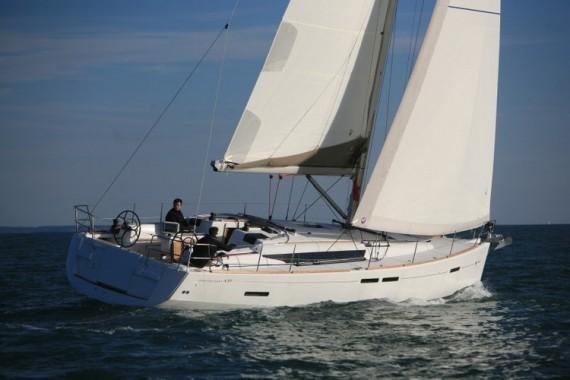 Sun Odyssey 439 charter