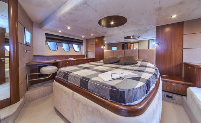 Sunseeker Predator 62 Charter Croatia Luxury Yacht For Hire