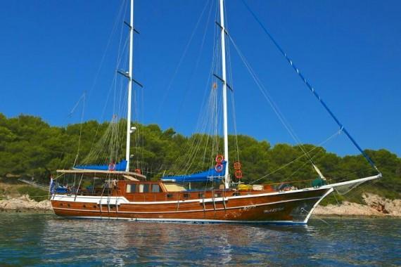 Gulet Malena charter Croatia