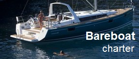 Bareboat charter Croatia
