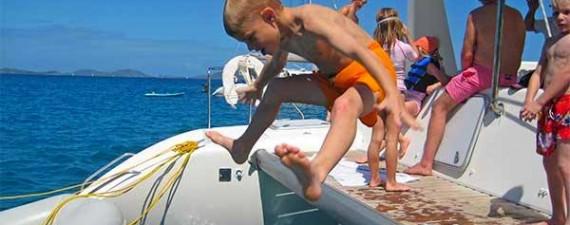 children-on-boats-croatia