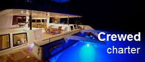 crewed charter Croatia