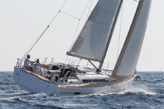 dufour 460 GL charter