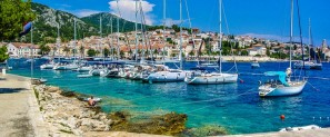 mouring and anchoring Croatia