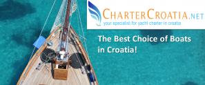 best choice of boats Croatia