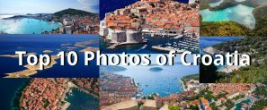 top 10 photos of croatia
