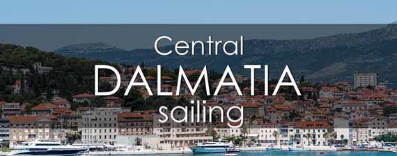 central dalmatia sailing