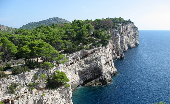 Telascica cliffs